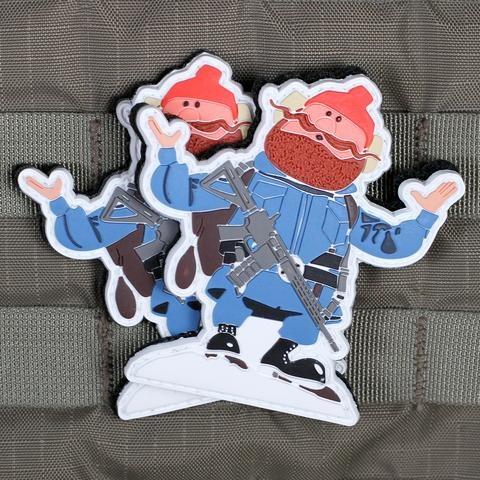 Violent Little Machine Shop Violent Little Machine Shop Yukon Cornelius Morale Patch