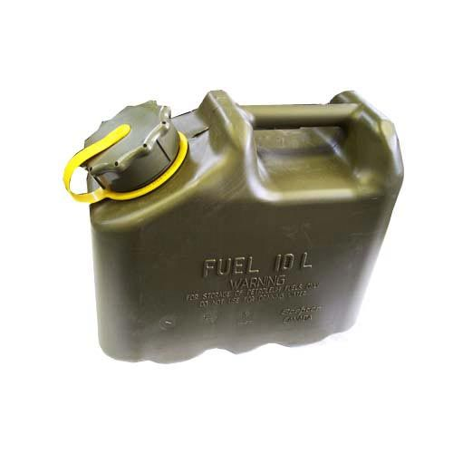Scepter Scepter Military Fuel Canister 10L Diesel Olive Drab