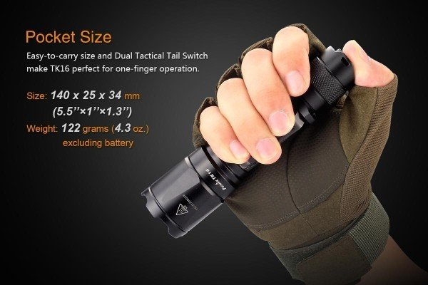 Fenix Fenix TK16 Flashlight