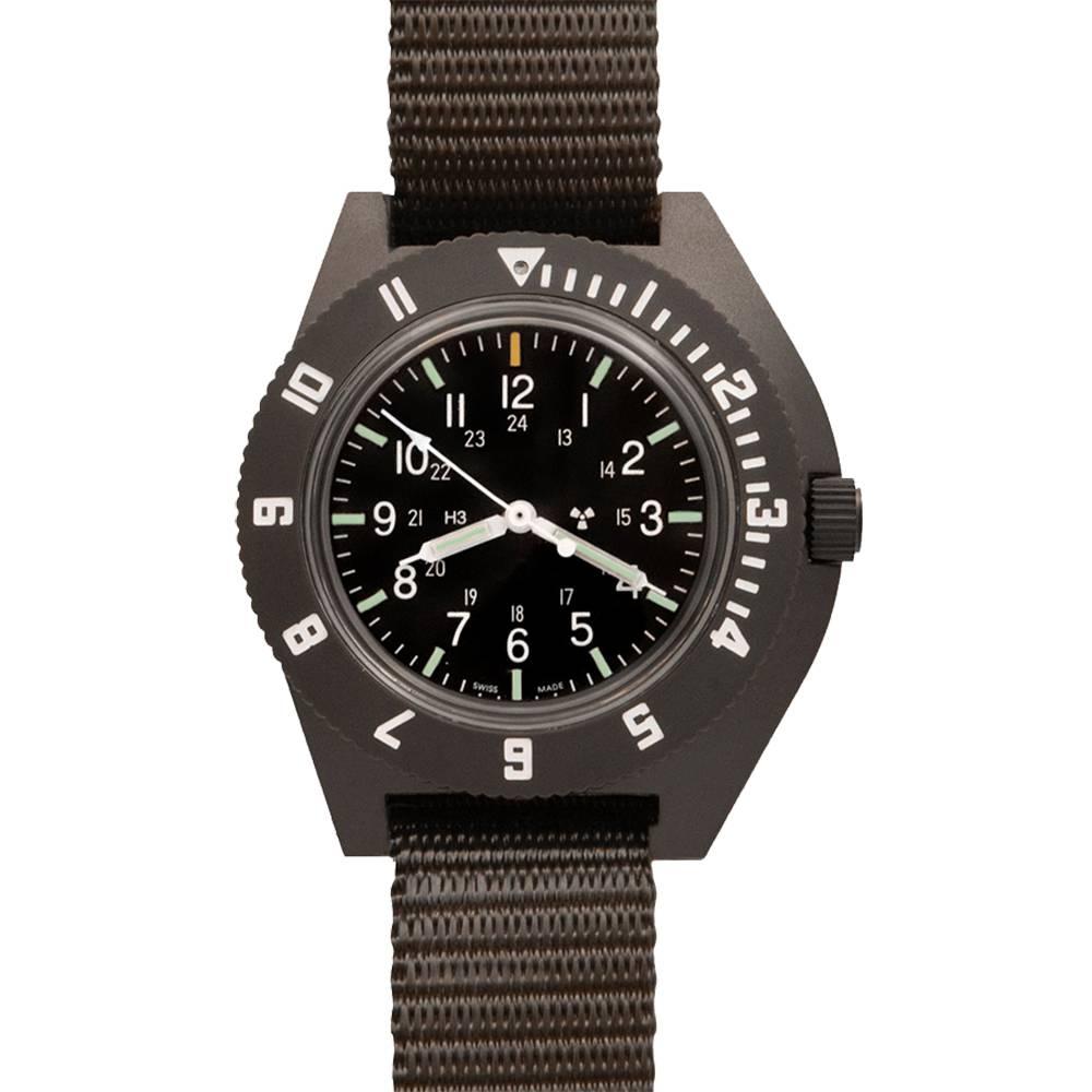 Marathon Watches Marathon Watches Military Issue Navigator Quartz Pilot's Watch w/ Tritium
