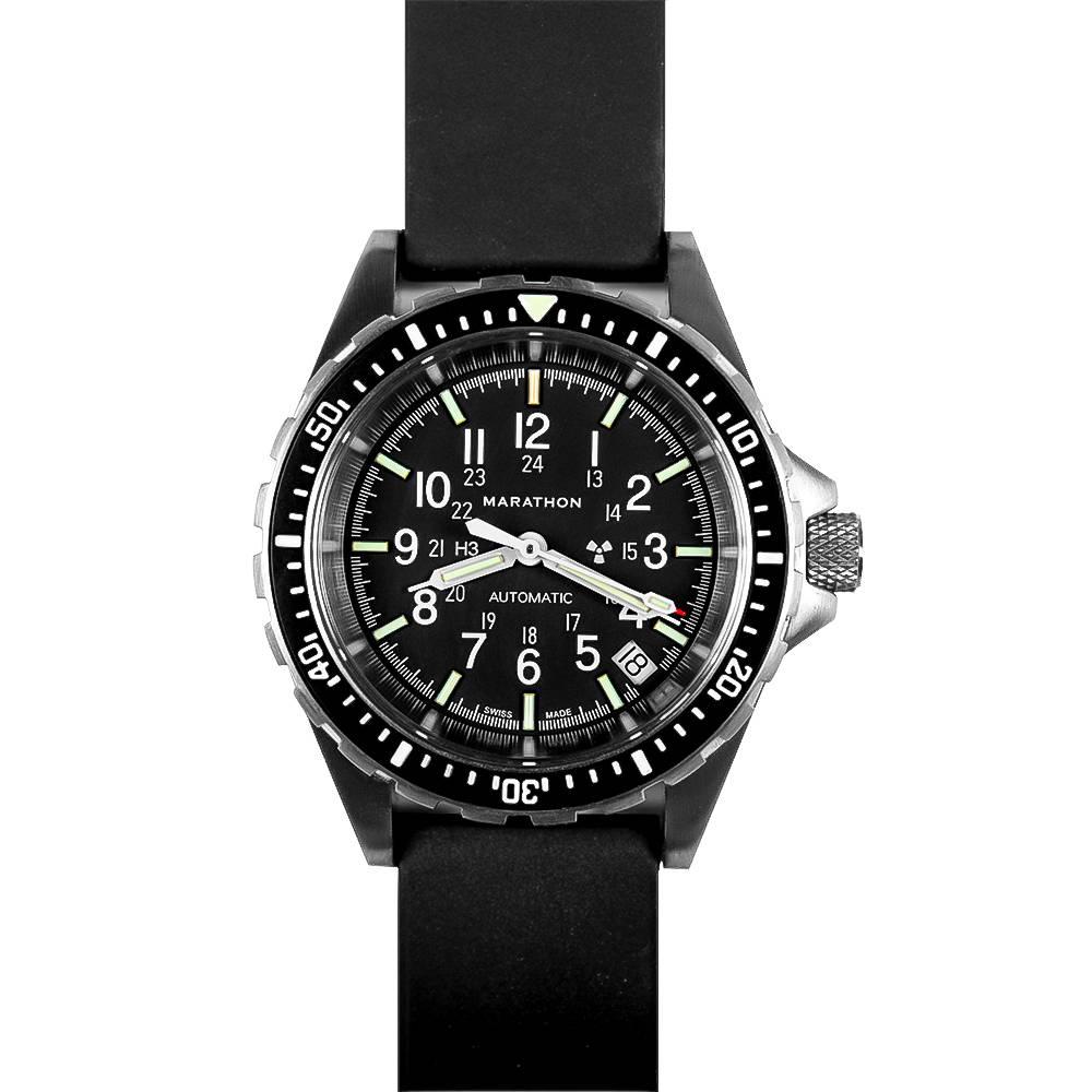 Marathon Watches Marathon Watches Swiss Made Military Diver's Automatic Medium Watch w/ Tritium