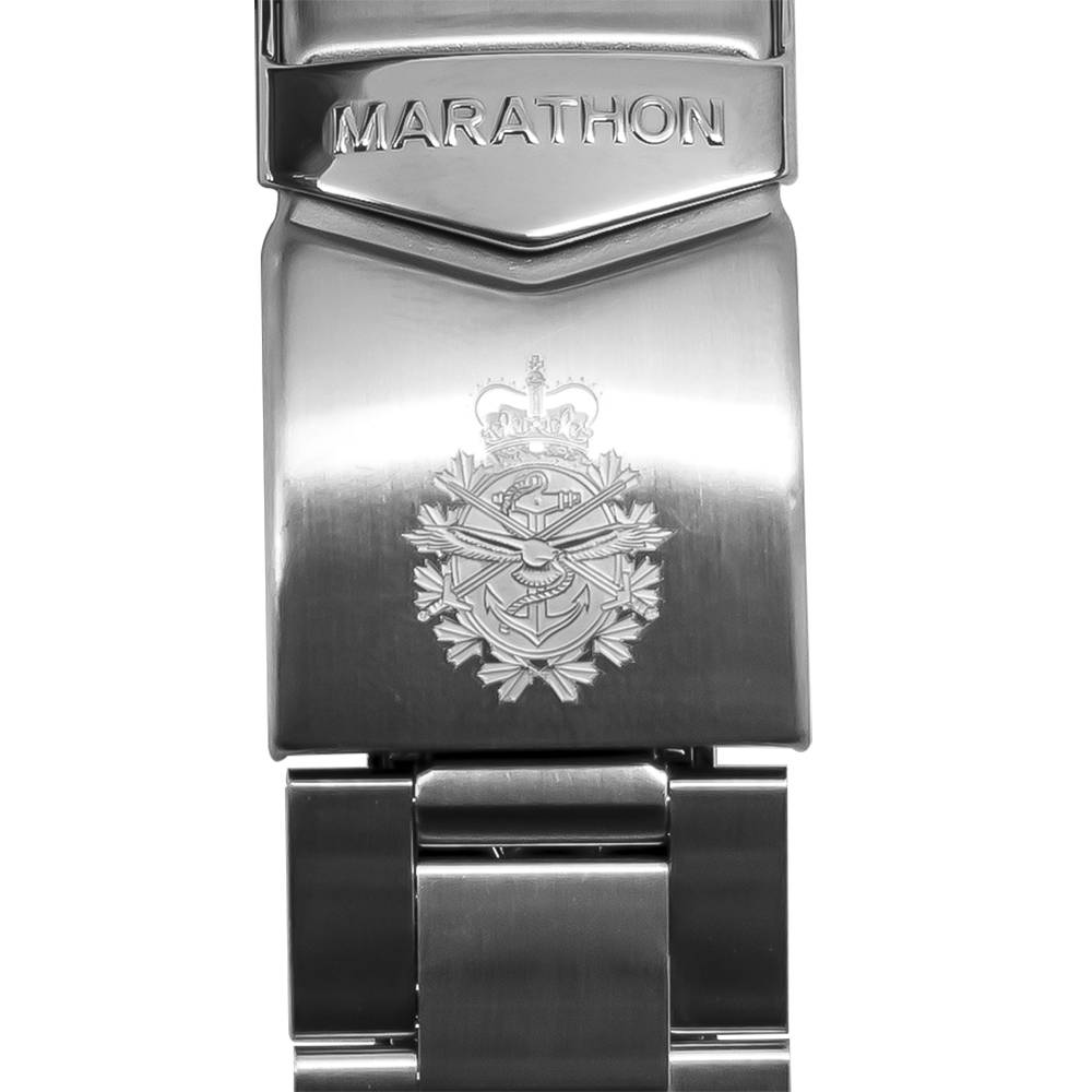 Marathon Watches Marathon Watches Stainless Steel Watch Band