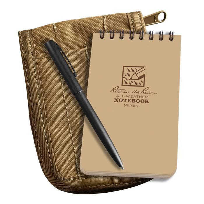 Rite in the Rain Rite in the Rain Notebook Kit w/ Pen & Cover