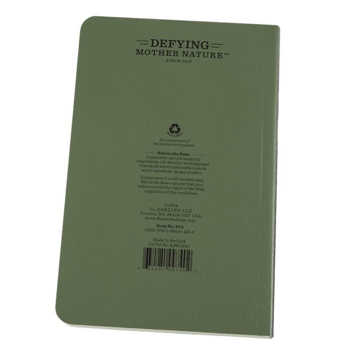 Rite in the Rain Rite in the Rain Field Flex Notebook (Side-Bound)