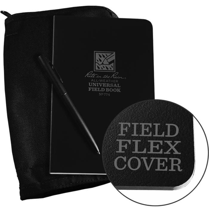 Rite in the Rain Rite in the Rain Field Book Kit w/ Pen & Cover