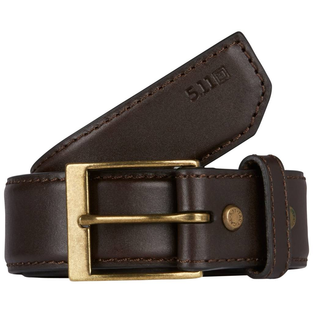 "5.11 Tactical 5.11 Tactical Leather Casual 1 1/2"" Belt"