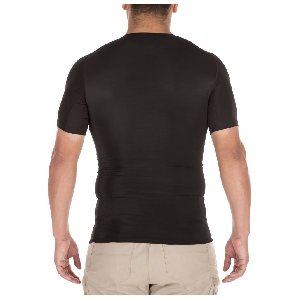 5.11 Tactical 5.11 Tactical Tight Crew Short Sleeve Shirt