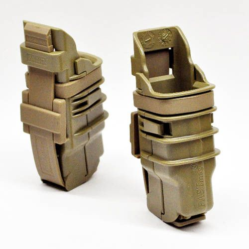 ITW Nexus ITW Nexus FASTmag Pistol - No Tabs (Belt & Double Stack)