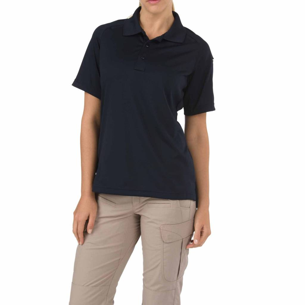 53f5a89f10ab9 5.11 Tactical Women s Performance Short Sleeve Polo - Shop Online ...