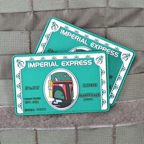 Violent Little Machine Shop Violent Little Machine Shop Imperial Express Morale Patch