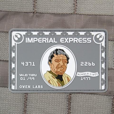 Violent Little Machine Shop Violent Little Machine Shop Imperial Express: Episode II Morale Patch