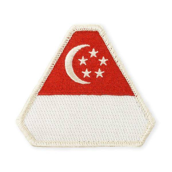 Prometheus Design Werx Prometheus Design Werx Flag Day Singapore Morale Patch