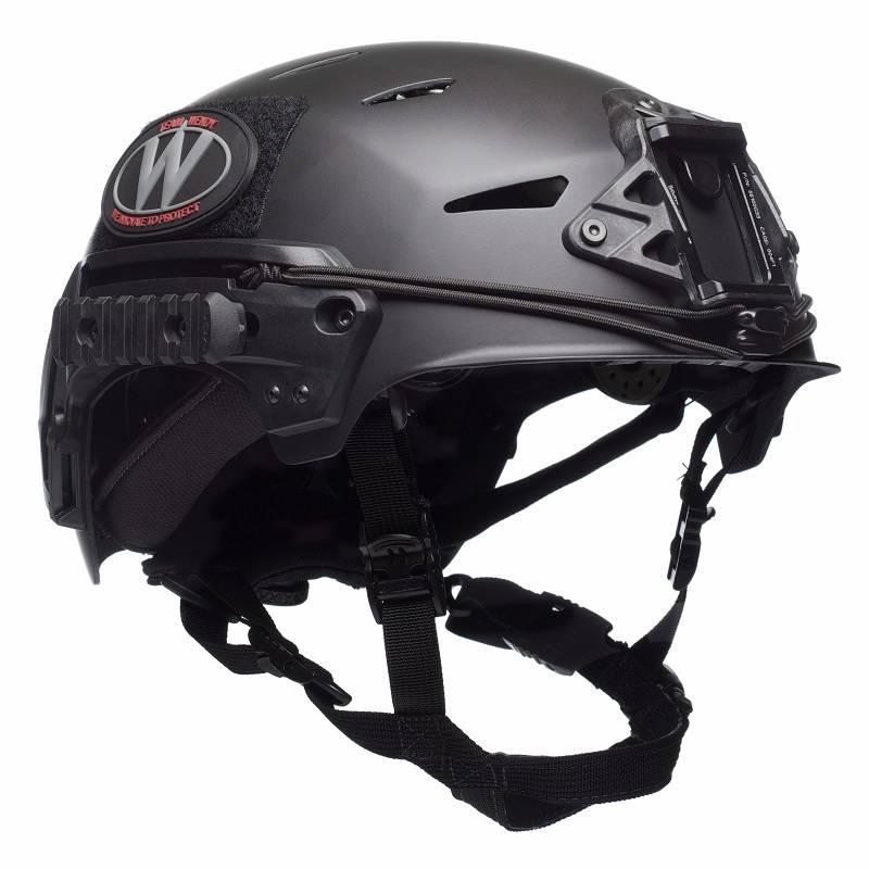 Team Wendy Team Wendy EXFIL Carbon Bump Helmet, TPU Hybrid Liner System