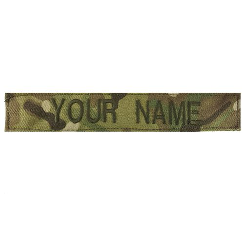 DS Tactical DS Tactical Custom Name Tape