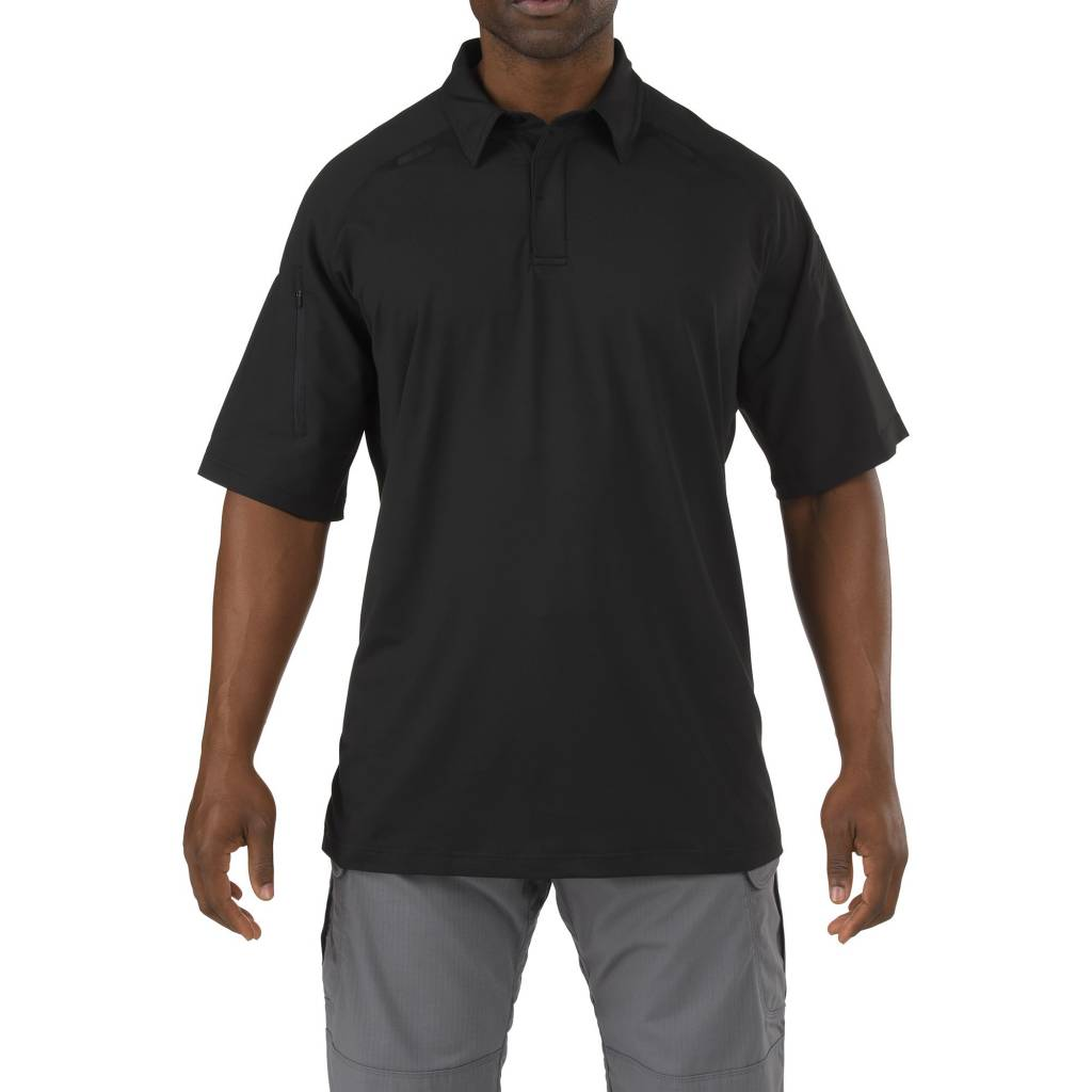 5.11 Tactical 5.11 Tactical Rapid Performance Short Sleeve Polo