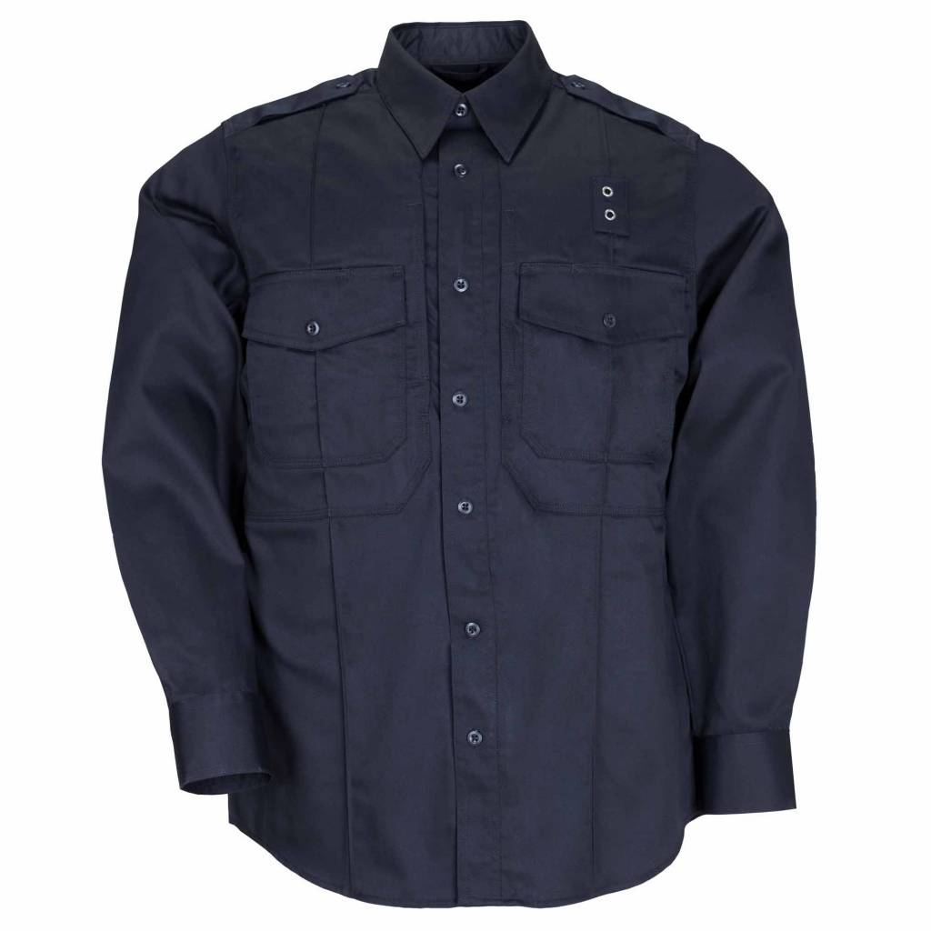 5.11 Tactical 5.11 Tactical TACLITE PDU Class- B Long Sleeve Shirt