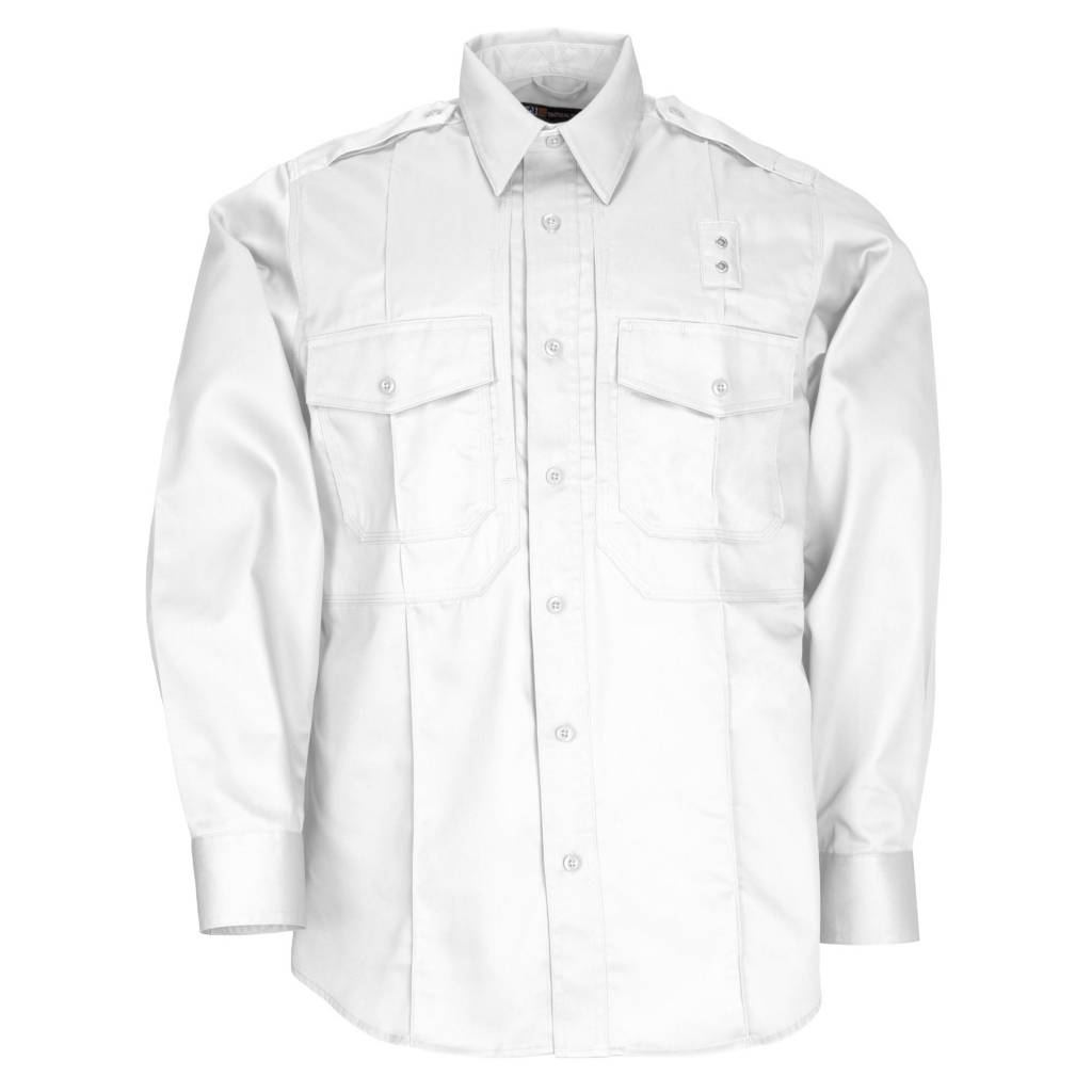 5.11 Tactical 5.11 Tactical Twill PDU Class- B Long Sleeve Shirt
