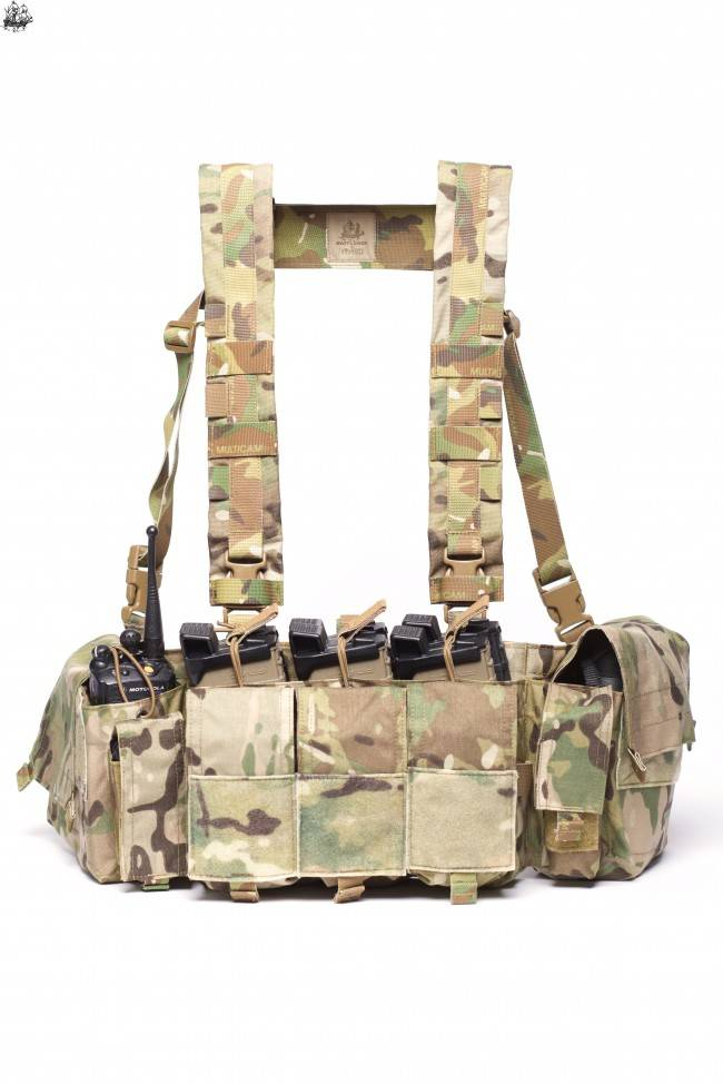 Mayflower Mayflower RECCE Chest Rig (HK417)