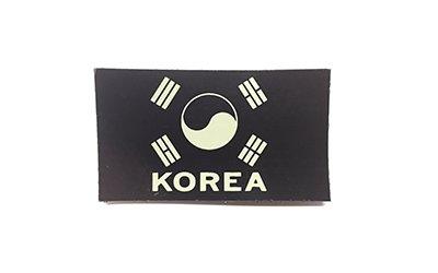 Cejay Engineering South Korea IR Flag, Large, Tan