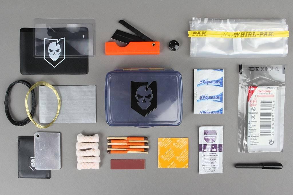 ITS Tactical ITS Tactical Mini Survival Kit (MSK)