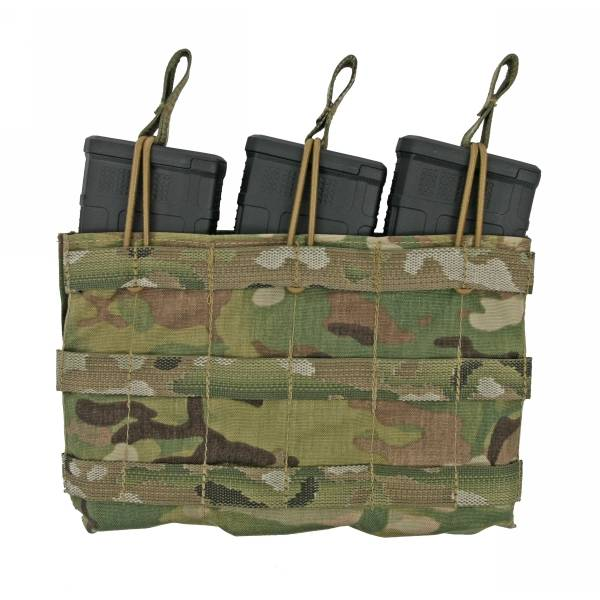 Tactical Tailor Tactical Tailor Fight Light 5.56 Triple Mag Panel 30 rd