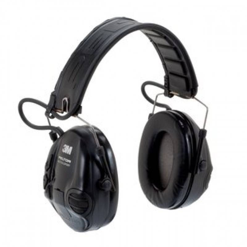 3M 3M Peltor Tactical Sport Electronic Headset, MT16H210F-479-SV