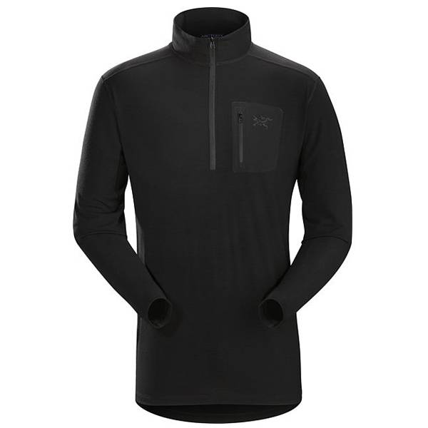 Arc'teryx LEAF Arc'teryx LEAF Cold WX Zip Neck AR Men's (Wool)