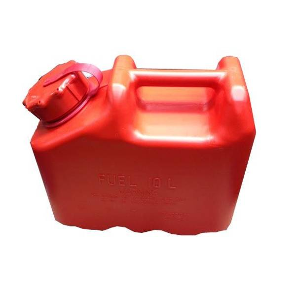 Scepter Scepter Military Fuel Canister 10L Gasoline Red