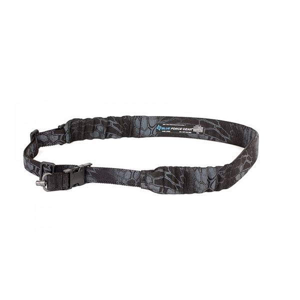 Blue Force Gear Blue Force Gear UDC Padded Bungee One Point Sling With Push Button Adapter,