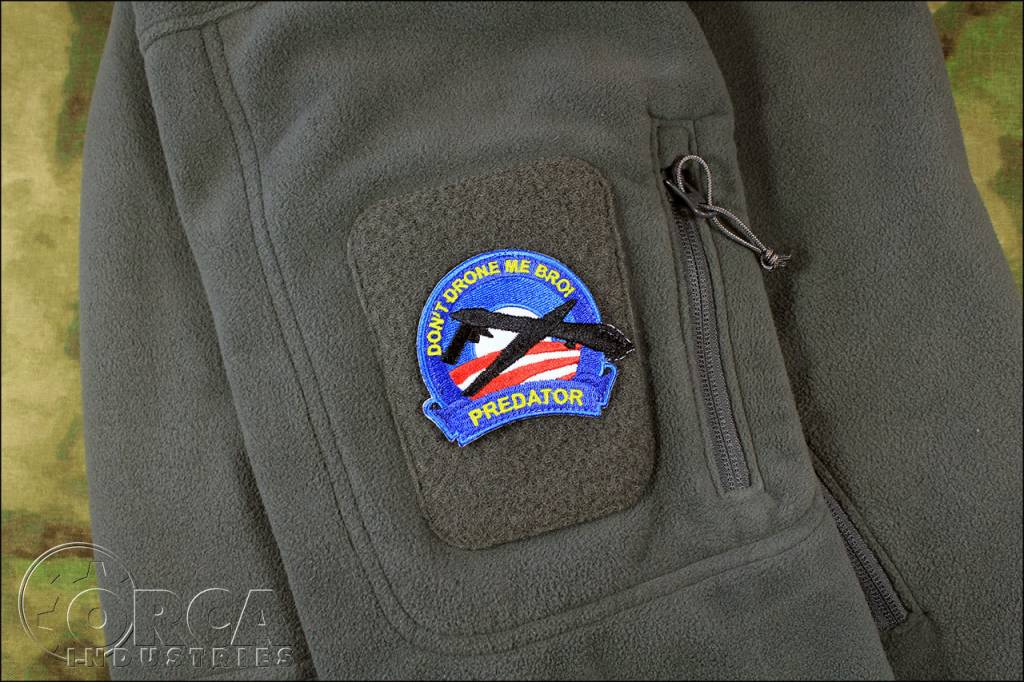 Orca Industries ORCA Don't Drone Me Bro Patch - Arid