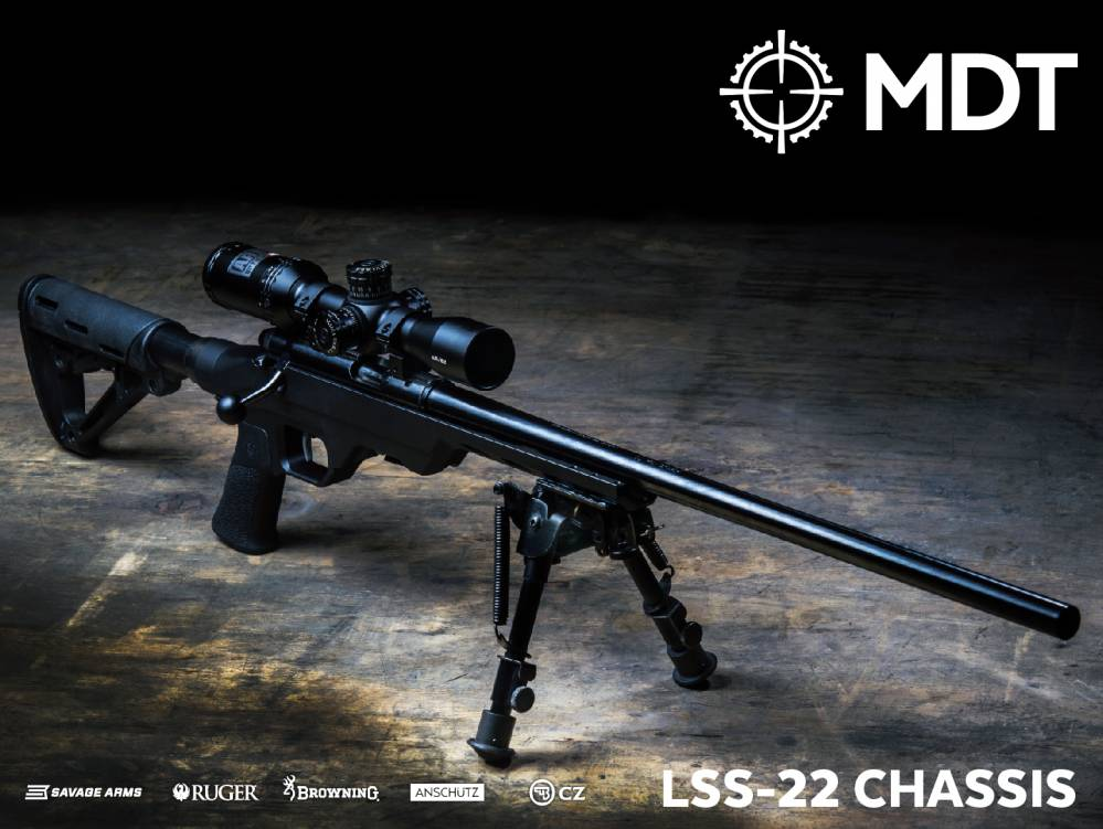 MDT MDT LSS-22 Chassis System