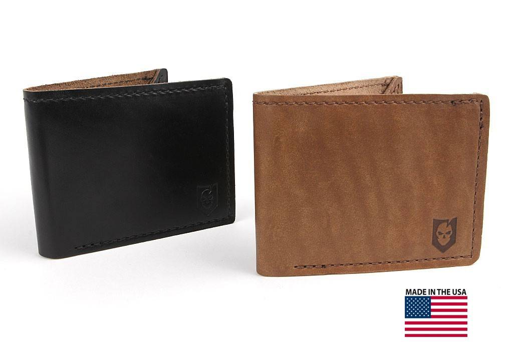 ITS Tactical ITS Horween Leather Wallet