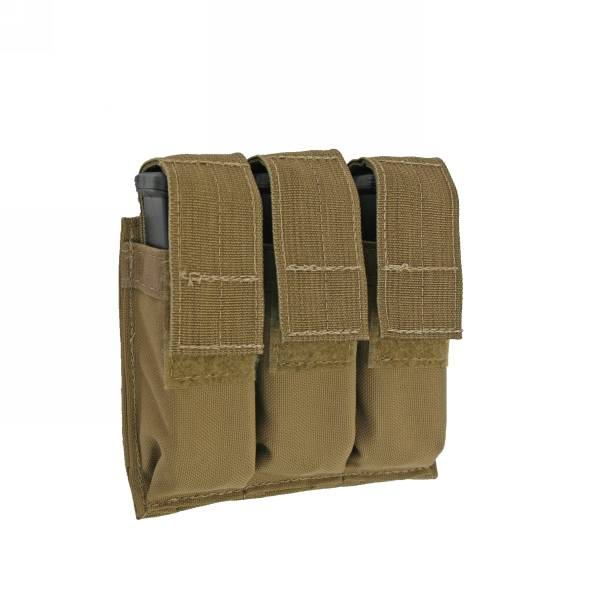 Tactical Tailor Tactical Tailor Triple Pistol Mag Pouch