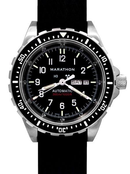 Marathon Watches Marathon Watches Search & Rescue Jumbo Diver's Automatic (JDD) - 46mm