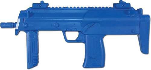 Blue Guns Blue Guns H&K MP7