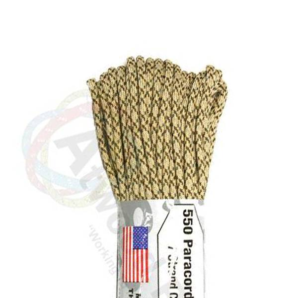 Atwood Rope MFG Atwood Rope MFG 550 Paracord 100ft - Desert