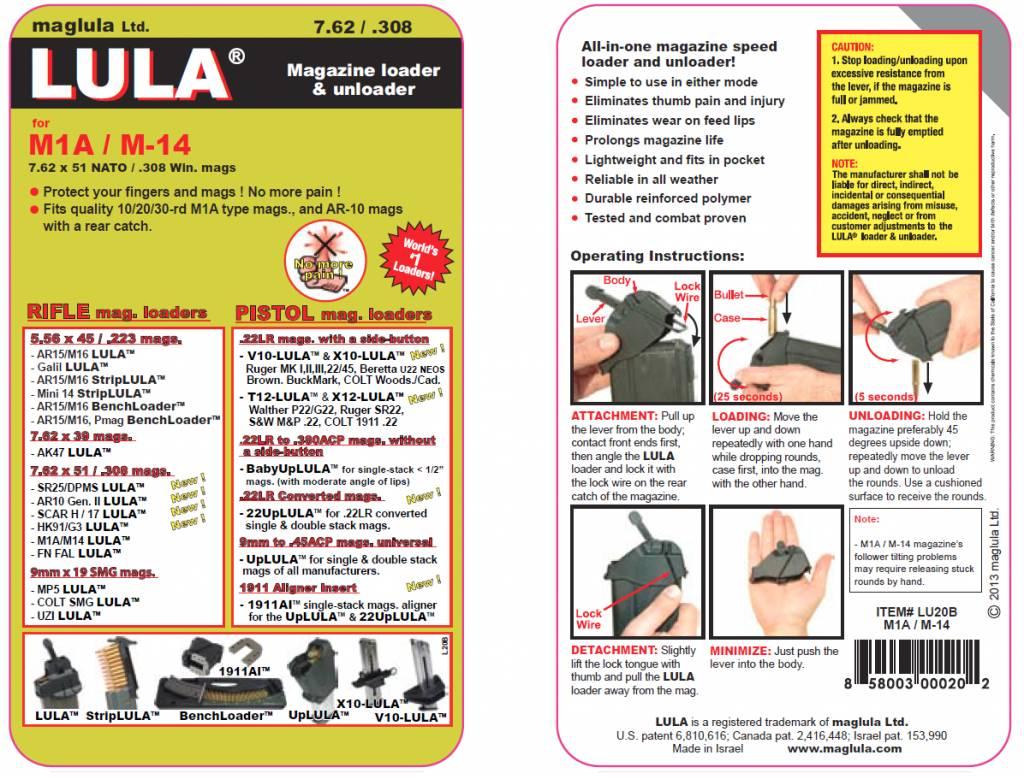 Maglula Maglula LULA M1A / M-14