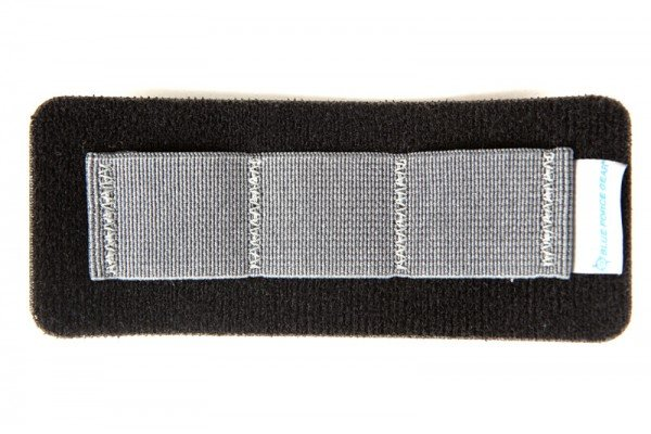 Blue Force Gear Blue Force Gear Dapper Accessory Loops Small, Half Size, Wolf Grey