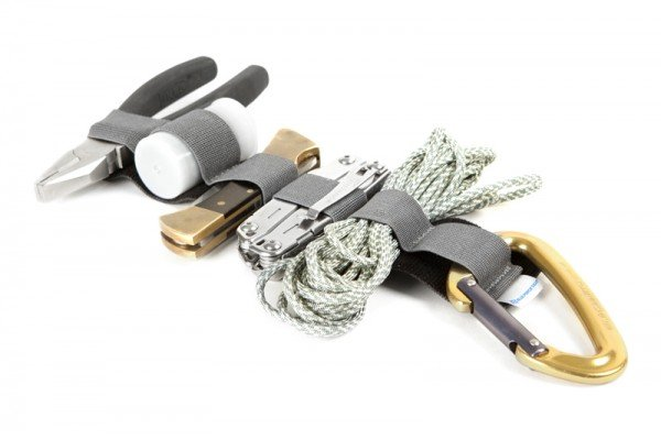 Blue Force Gear Blue Force Gear Dapper Accessory Loops Medium, Wolf Grey