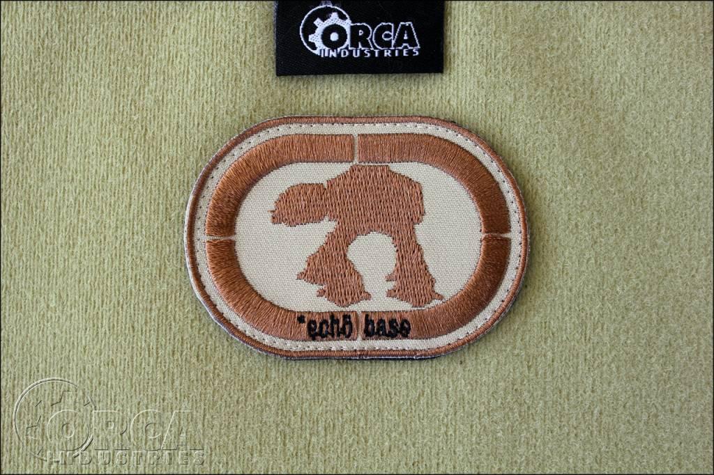 Orca Industries ORCA Echo Base Patch - Desert