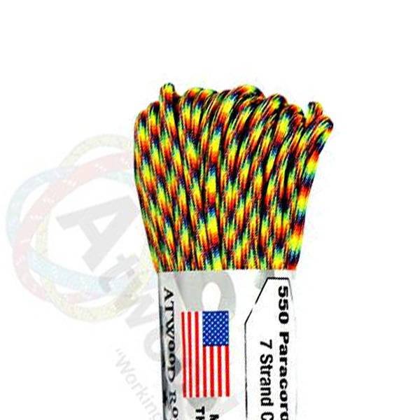 Atwood Rope MFG Atwood Rope MFG 550 Paracord 100ft - Trippin