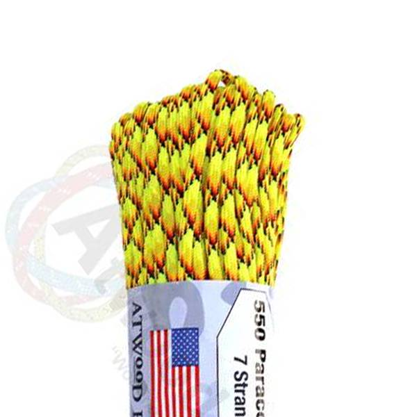 Atwood Rope MFG Atwood Rope MFG 550 Paracord 100ft - Explode