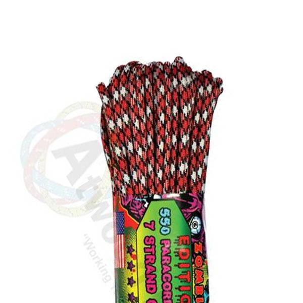 Atwood Rope MFG Atwood Rope MFG 550 Paracord 100ft - Bite