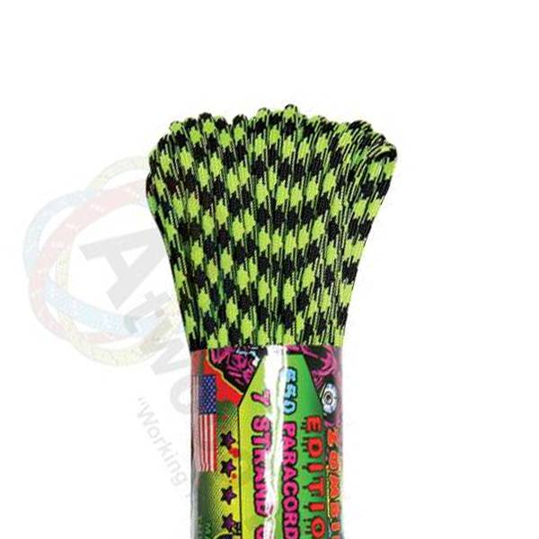 Atwood Rope MFG Atwood Rope MFG 550 Paracord 100ft - Outbreak