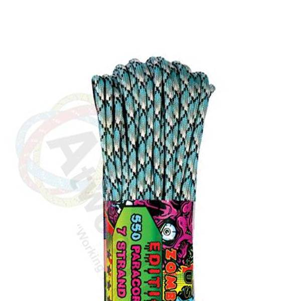 Atwood Rope MFG Atwood Rope MFG 550 Paracord 100ft - Antidote