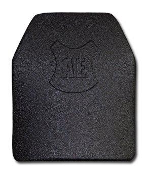 Armor Express Armor Express Aries III SA - 8x10 - NIJ 0101.06 Level III Stand Alone Plate - SAPI Cut