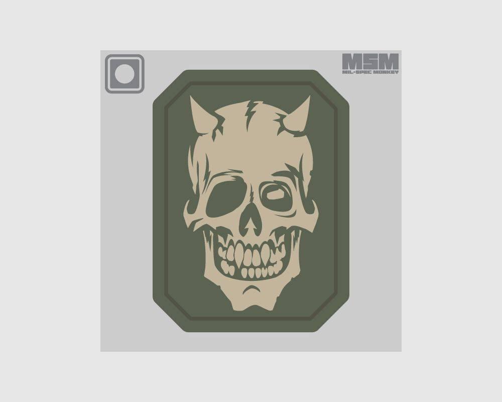 Milspec Monkey Milspec Monkey MM Devil Skull