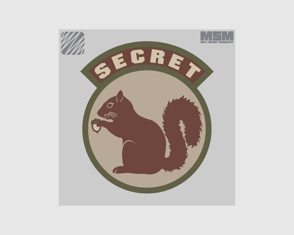Milspec Monkey Milspec Monkey Secret Squirrel