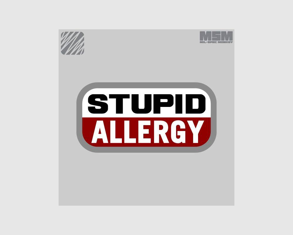 Milspec Monkey Milspec Monkey Stupid Allergy