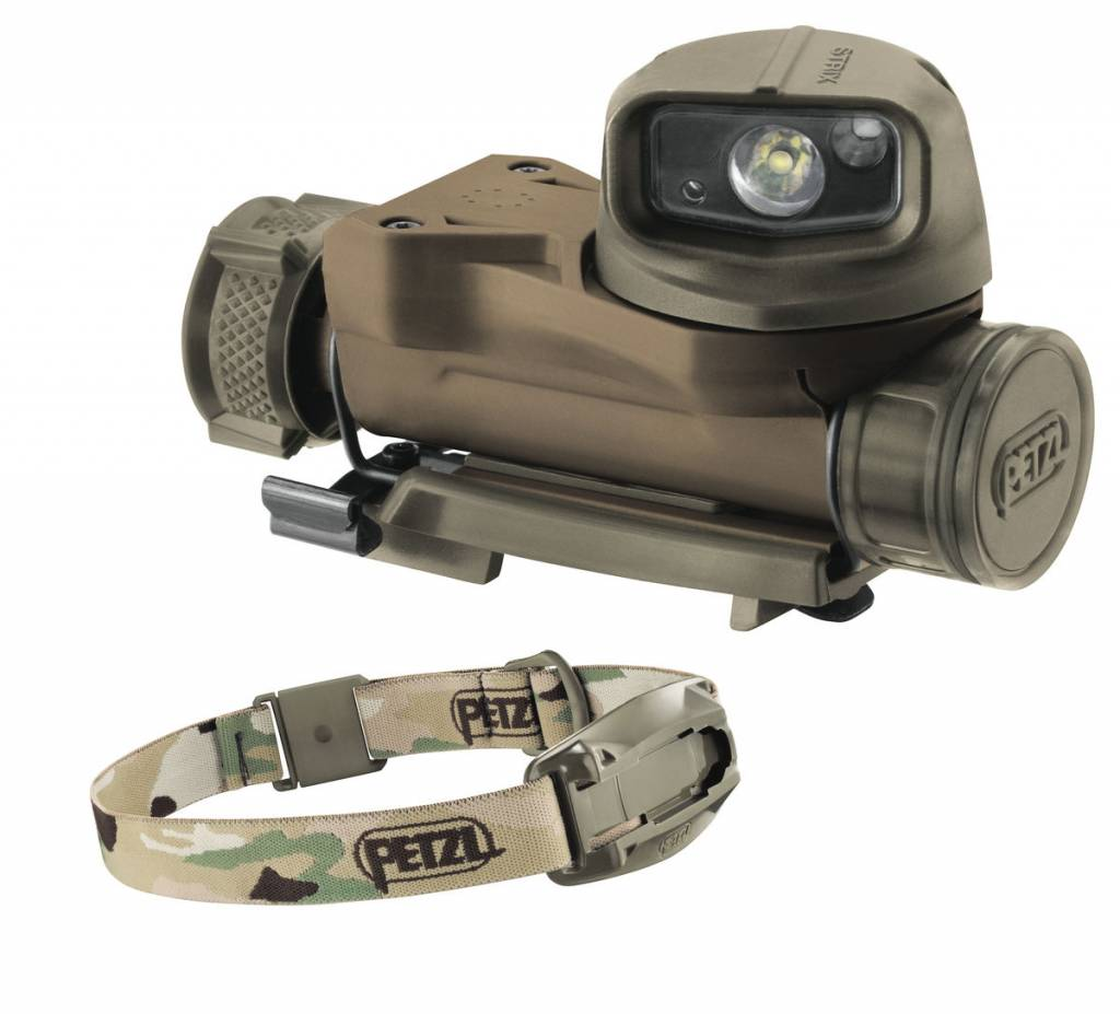 Petzl STRIX VL Compact Headlamp w/ headband